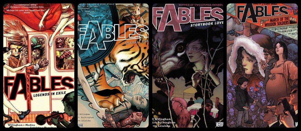[Comics] Fables Banner_fables