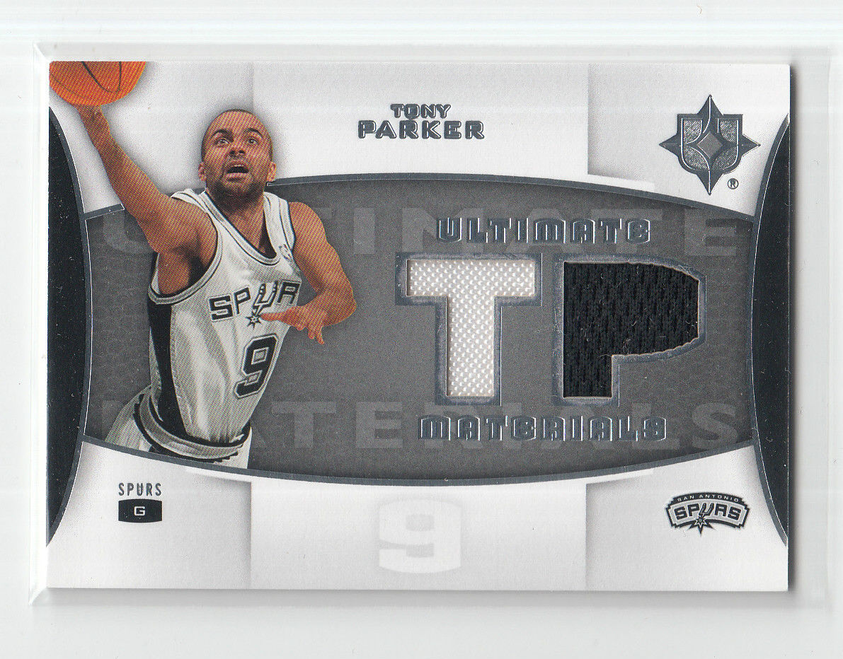 2008-09-upperdeck-ultimate-tony-parker