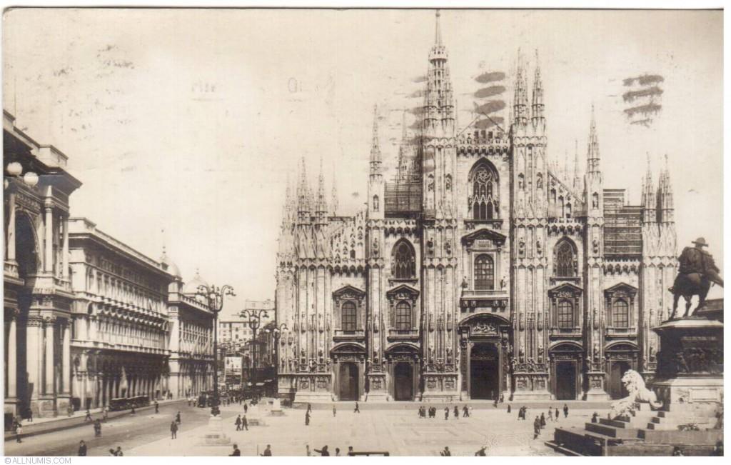 Plazza Duomo - Milan